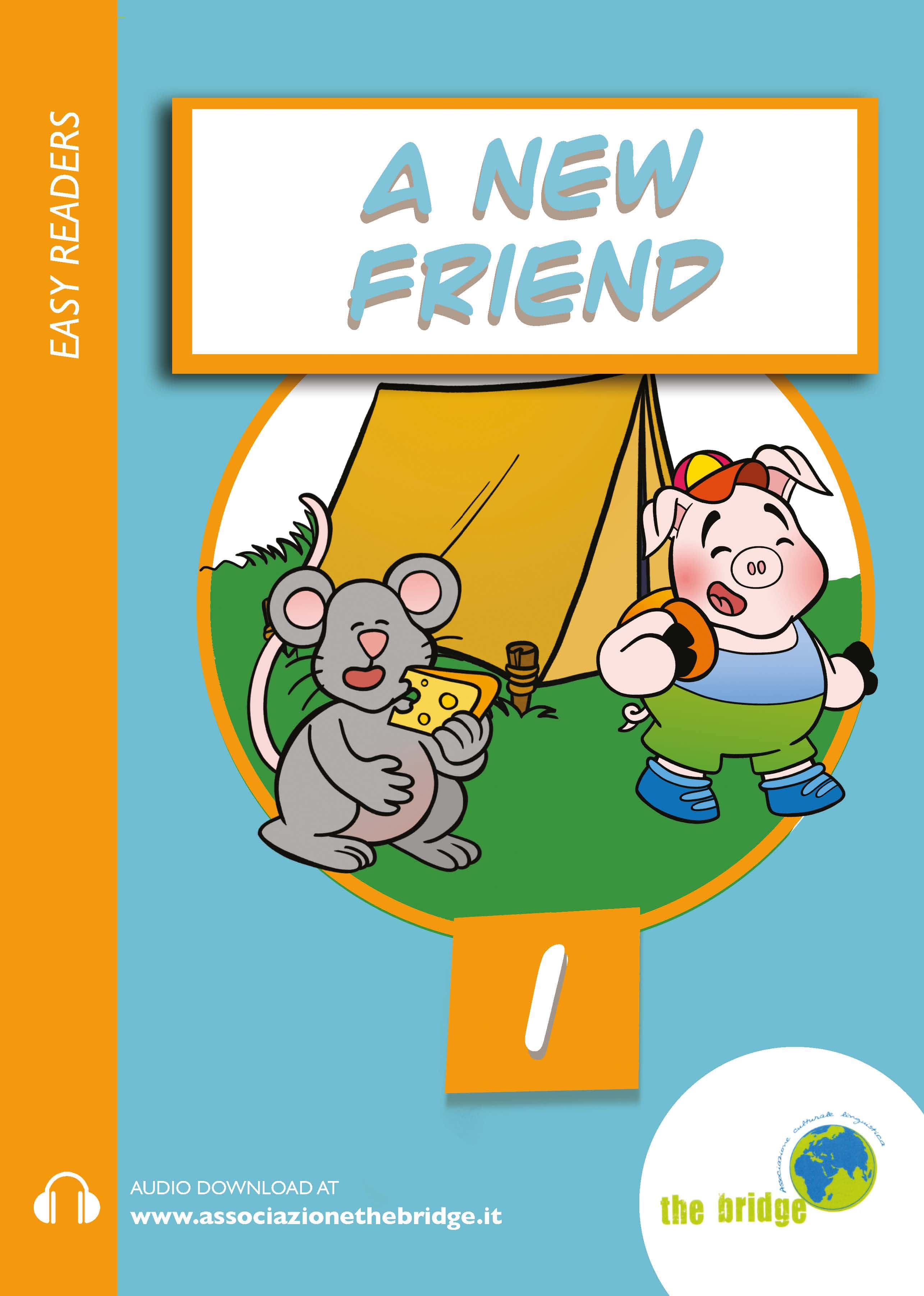 A NEW FRIEND (PDF+AUDIO) classe 1° scuola primaria